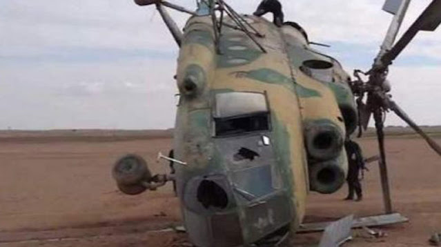وفاة 3 عسكريين جراء سقوط مروحية عسكرية أثناء تمرين ليلي في الحامة من ولاية قابس
