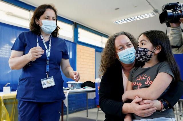 delta variant-children vaccination