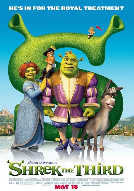 Shrek the Third (2007) เชร็ค 3