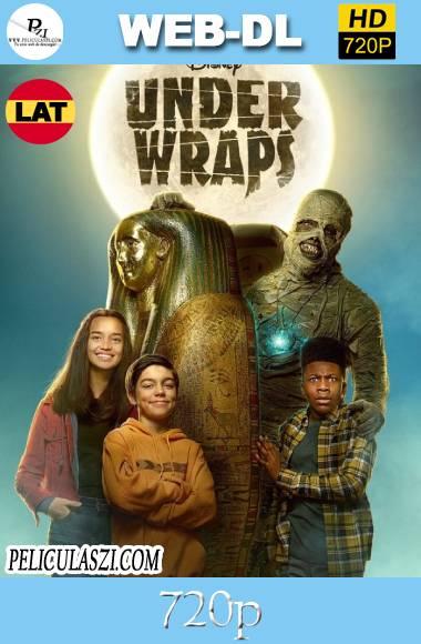 Una momia en Halloween (2021) HD WEB-DL 720p Dual-Latino VIP