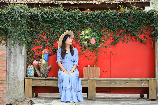 台中霧峰光復新村文創藝術社區,特色店家好逛好拍,熱門婚紗拍照地點