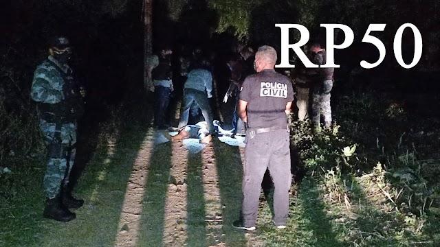 Bandidos arrancam olhos de homem e terminam de matá-lo com 10 tiros