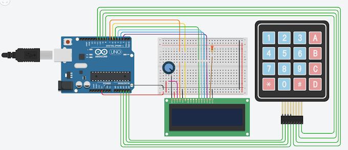 Membuat Kalkulator Sederhana Menggunakan Arduino