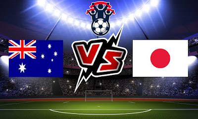 اليابان و أستراليا بث مباشر