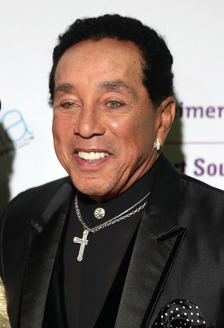 Smokey Robinson Reveals Desperate Battle With COVID-19 Nearly Took His Voice, Life