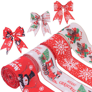 Cute Wired Ribbon For Home Decorations and Crafts