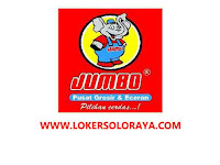 Lowongan Kerja Sukoharjo di Toko Jumbo Grosir HRD, Sales, Karyawan
