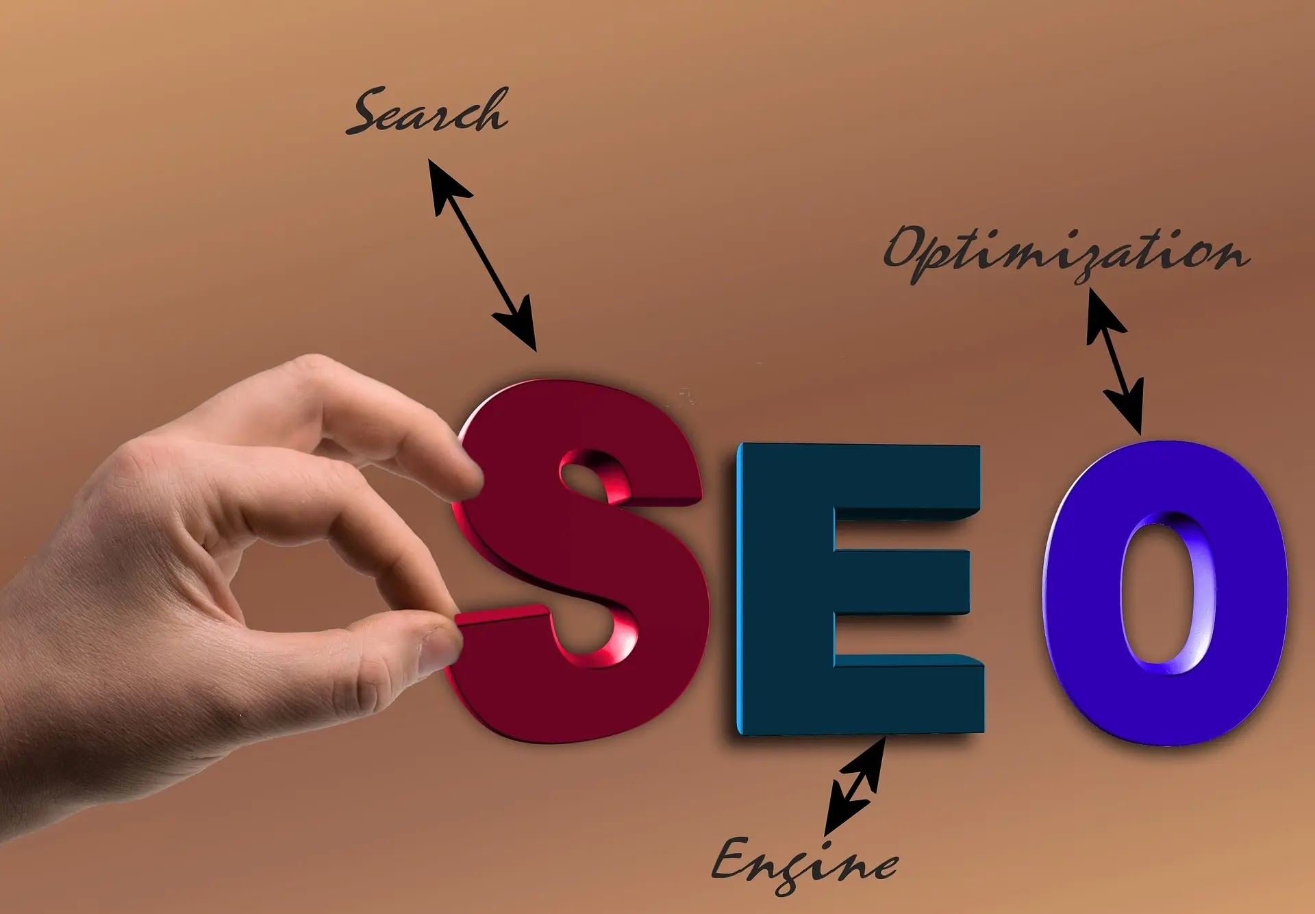 خطوات تحسين محركات البحث السيو