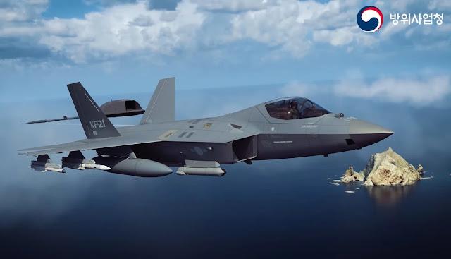 """Hàn Quốc tung video quảng bá Chiến đấu bản địa KF-21 """"Hawk"""""""