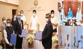 NHAI signed MoU with TIDCO