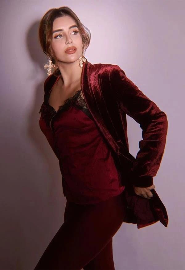 Miesha Iyer - Bigg Boss 15 and Splitsvilla 12 contestant.