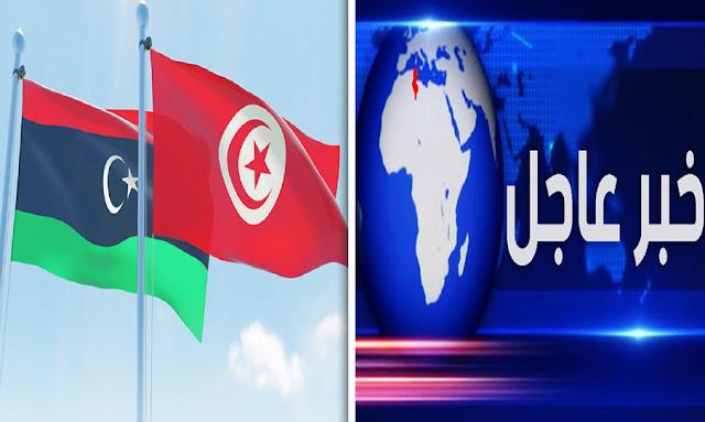 تونس تعلن عن إغلاق حدودها بالكامل مع ليبيا - Tunisie-Libye
