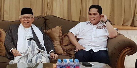 Aliansi Dosen UNJ Tolak Gelar Doktor Honoris Causa untuk Ma'ruf Amin dan Erick Thohir