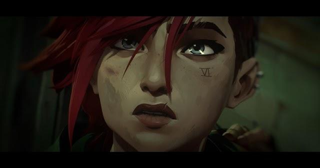 Riot Games'in Netflix Dizisi Arcane, 7 Kasım'da Yayınlanıyor!