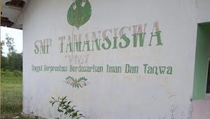 SMP Taman Siswa Bandar Sakti Beralih Fungsi