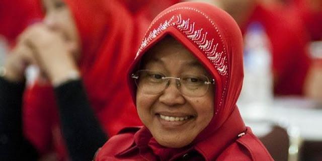 Kerjanya Marah-marah, Mujahid 212 Usul Jokowi Ganti Risma dengan Sosok Mensos Lebih Sehat Jiwanya