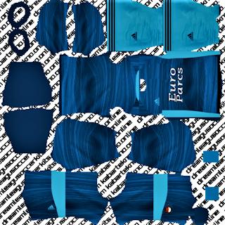 Feyenoord Rotterdam 21-22 Nike Kit DLS 2021