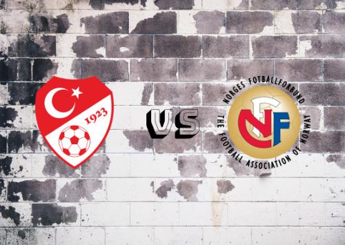 Turquía vs Noruega  Resumen
