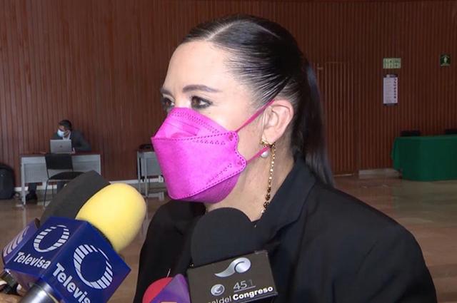 PAN, en contra de obligar a jóvenes de 18 años a inscribirse en el RFC: Patricia Terrazas