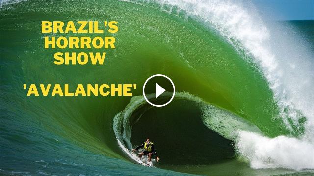 It s Back Brazil s Horror Slab Avalanche September 2021