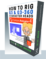 How to Rig G3 & G3-360 Character Heads in Cartoon Animator