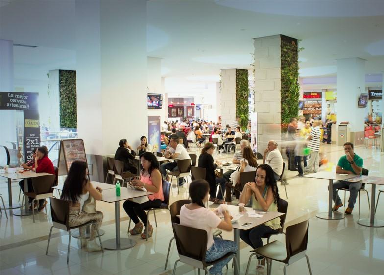 Parque Arboleda un centro comercial sostenible