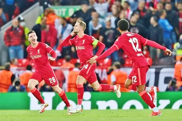 Liverpool are the only team unbeaten in the Premier League so far. Photo: DM