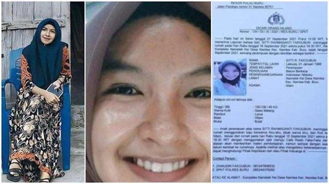 Tak Mau Dijodohkan dengan Polisi atau TNI, Gadis Cantik Kabur dari Rumah bersama Pacarnya