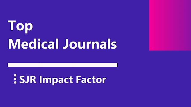 Top Medical Journals by SJR Impact Factor in 2021