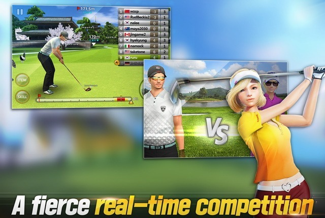 Golf Star: Sport Game for Iphone and Ipad