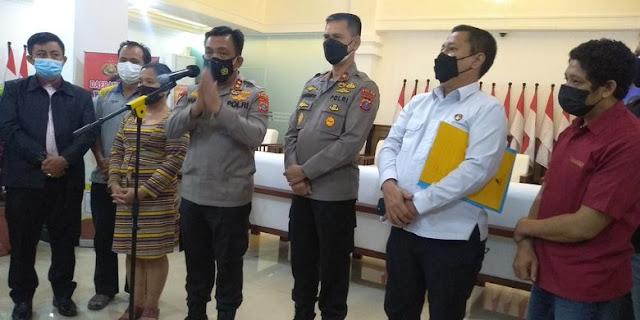 Pedagang Bela Diri Dipukul Preman Jadi Tersangka, Kanit Polsek Dicopot!