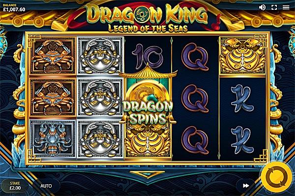 Main Gratis Slot Indonesia - Dragon King Legend Of The Seas Red Tiger Gaming