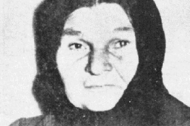 Η πρώτη γυναίκα που εκτελέστηκε για έγκλημα μετά τον εμφύλιο. Ξυλοκόπησε και πέταξε την έγκυο νύφη της στο πηγάδι γιατί νόμιζε ότι είχε εραστή