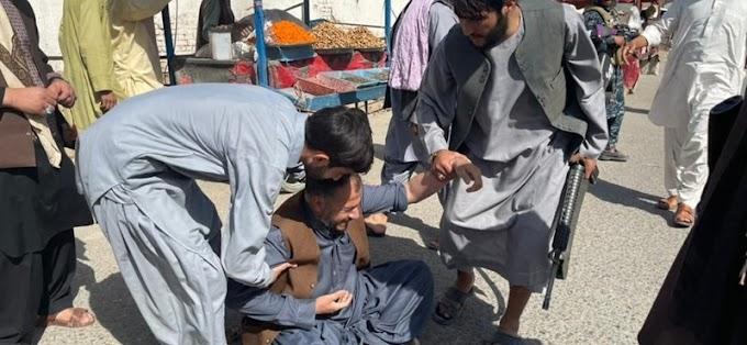 Öngyilkos merénylő robbanthatott Afganisztánban, sok a halott - Videó (18+)