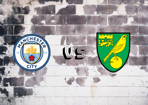 Manchester City vs Norwich City  Resumen y Partido Completo