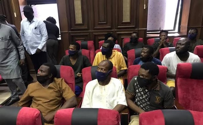 DSS frees two remaining Igboho's aides after 114 days