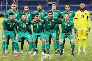 موعد مباراة الجزائر والنيجر اليوم 12-10-2021 في تصفيات كاس العالم
