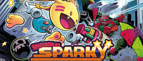 New Games: SPECTACULAR SPARKY (PC, Nintendo Switch) - Action Platformer