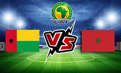 غينيا بيساو و المغرب بث مباشر