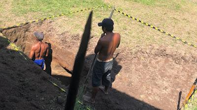 Pembangunan SUTET di Sandik Lombok Barat diprotes Warga