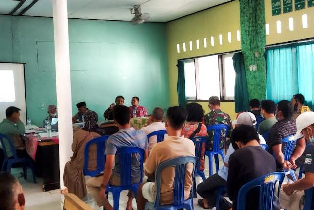 Puluhan warga Desa Rumbuk tagih janji pemekaran dusun