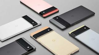 Google Pixel 6 و 6 Pro