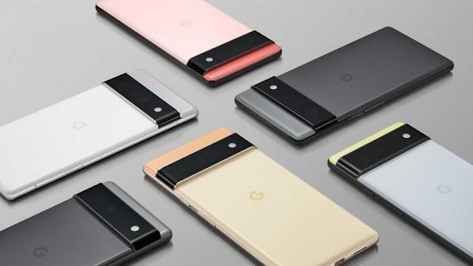 مواصفات أجهزة Google Pixel 6 و 6 Pro الجديدة