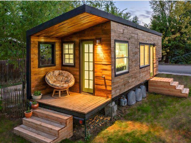 Proyectos de casas de madera