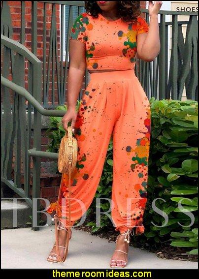 Women's Two Piece Sets womens casual pants womens tops womens fashion