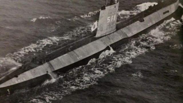 Oyashio SS-511, Kapal Selam Pertama Jepang Setelah Perang Dunia Buatan Kawasaki