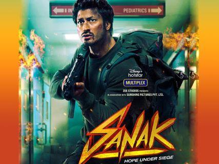 Sanak 2021 Full Movie Download