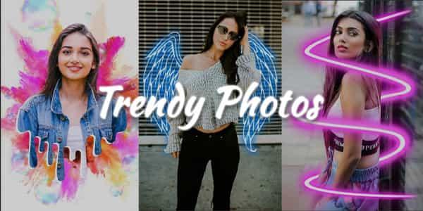Best photo editors to make trendy photos