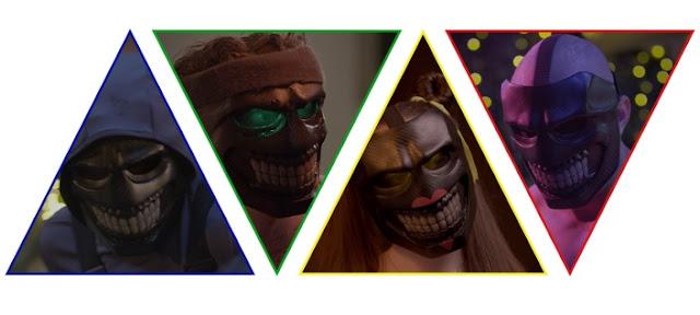 Els creadors de 'Terrifier 2' presenten STREAM: assassins competeixen en un joc sàdic