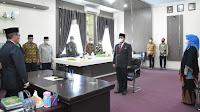 Sekda Lantik Zaldi,AP.,S.Sos Sebagai Kepala BKPSDM Bireuen